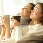 Decke mejora la salud del aire a través de la climatización por techo radiante